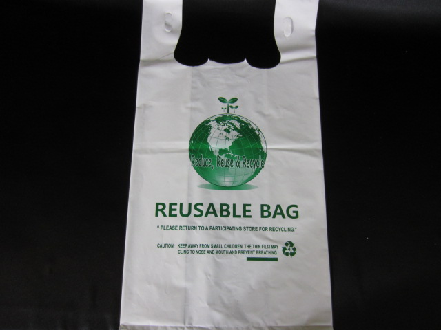 200PC REUSABLE BAG LARGE