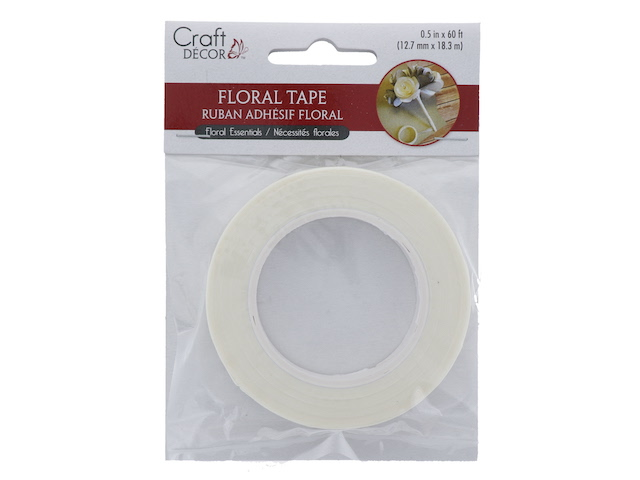 Floral Tape White