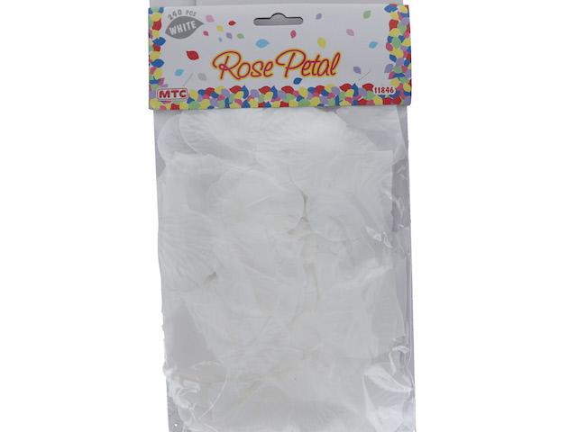 240 COUNT ROSE PETAL - WHITE