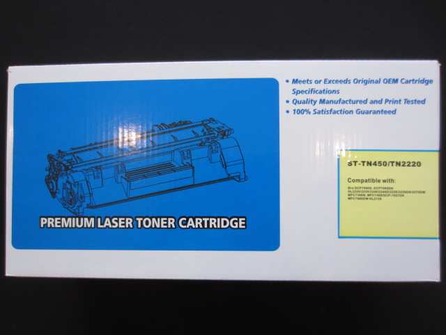 LASER TONER ST-TN450